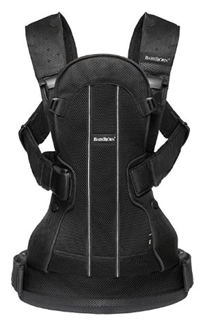 $58.29(原价$169.95)BABYBJÖRN Baby Carrier We Air 透气式婴儿背带