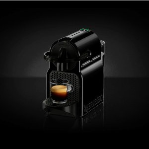 Inissia Black | Coffee Machine | Nespresso USA