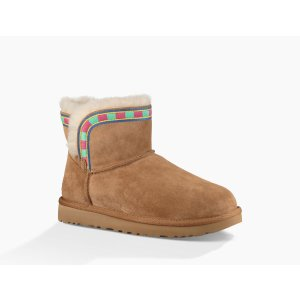 Women's Rosamaria Embroidery Classic Boot