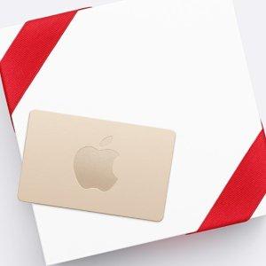 最高送$210礼卡限今天:Apple 苹果加拿大官网购买指定 iPhone、iPad、Apple Watch、Mac等享优惠