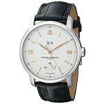 Baume & Mercier Men's A10142 Classima Analog Display Swiss Automatic Black Watch