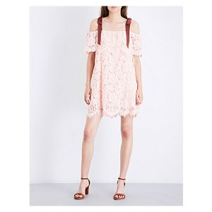 Duval lace dress