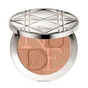 Dior Diorskin Nude Air Glow Powder Healthy glow radiance powder Bronzer - Dior - Beauty - Macy's
