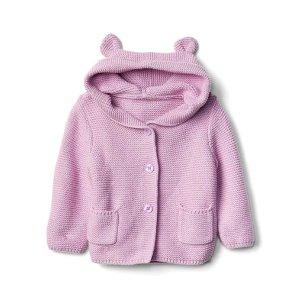 Bear garter hoodie