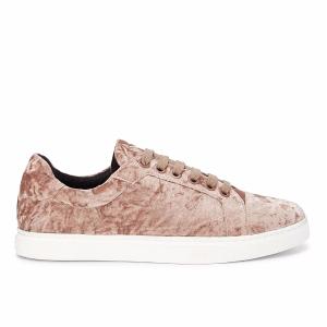 Bleecker Too Velvet Sneaker