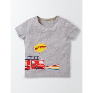 Save The Day T-Shirt 30103 Tops & T-Shirts at Boden