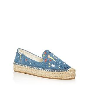 Soludos 渔夫鞋 | Bloomingdale's
