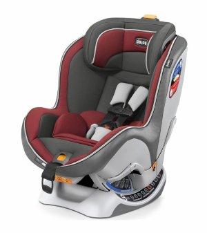 $249.99 (原价$349.99) 包邮Chicco NextFit Zip 儿童汽车安全座椅 带拉链