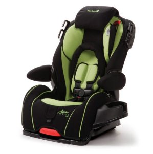 Safety 1st Alpha Omega Elite Convertible 3-in-1 Car Seat