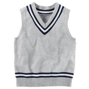 Baby Boy Sweater Vest | Carters.com