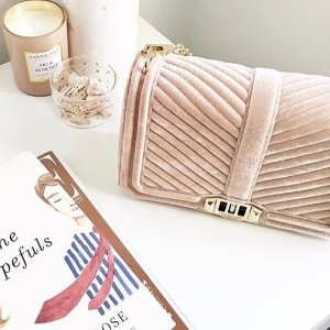 Up To 70% Off25% off orders $100 Sale @ Rebecca Minkoff