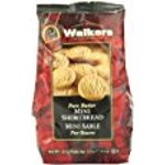 Walkers 迷你黄油曲奇,英国最好吃的饼干曲奇,没有之一