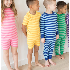 Toddler Long John Pajamas In Organic Cotton from Hanna Andersson