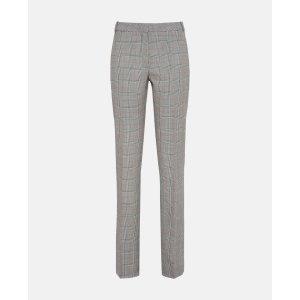 Jodi Gray Check Trousers - Stella Mccartney