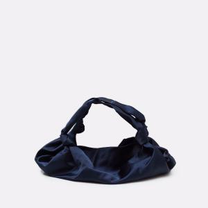 Medium Satin Ascot Bag
