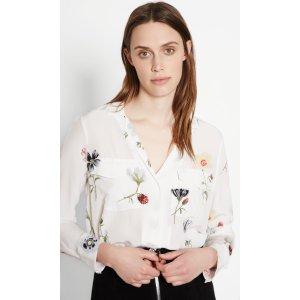 Women's ANSLEY SILK SHIRT made of Silk | Women's New Arrivals by Equipment