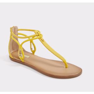 Surie Mustard Women's Flats | ALDO US
