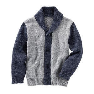 Toddler Boy Marled Shawl Cardigan | OshKosh.com
