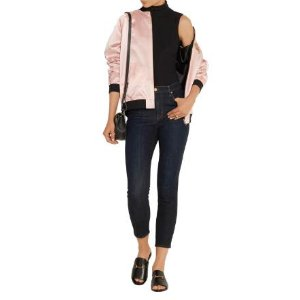 Alana high-rise cropped skinny jeans | J Brand | US | THE OUTNET