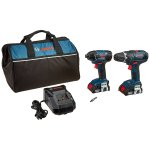 Bosch CLPK232-181 18V 2-Tool Combo Kit with 2 Batteries