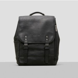 Colombian Leather Flapover Backpack | Kenneth Cole