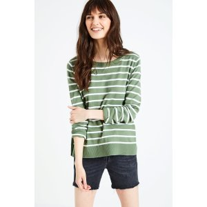 HOLLINGBOURNE STRIPE SWEATER | JackWills US