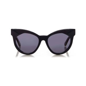 Karen Walker Starburst Cateye Sunglasses