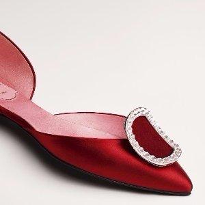 New In + VAT refundSelect Roger Vivier Shoes @ Harrods