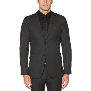Very Slim Charcoal Suit Jacket