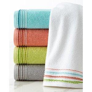 Dena Home Modern Solid Towels