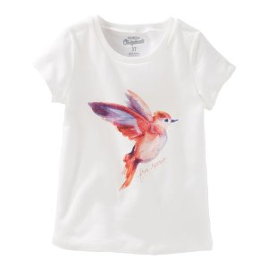 Toddler Girl OshKosh Originals Graphic Tee | OshKosh.com