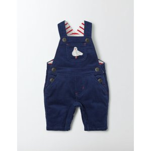 Seaside Appliqué Overalls 72176 Pants & Jeans at Boden