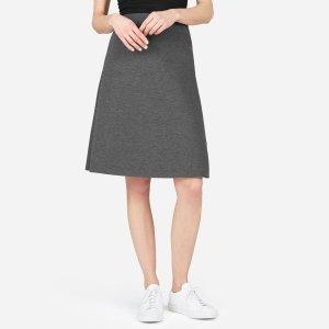 The Street Fleece Skirt | Everlane