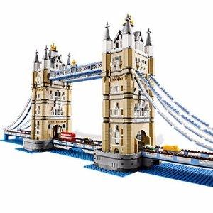 $239.99 + Free GiftCreator Tower Bridge 10214 @ LEGO