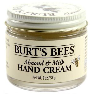 Burt's Bees Almond and Milk Hand Cream - 2 oz - eVitamins.com