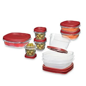 Rubbermaid® Easy Find Lids 18-Piece Food Container Set - Bed Bath & Beyond
