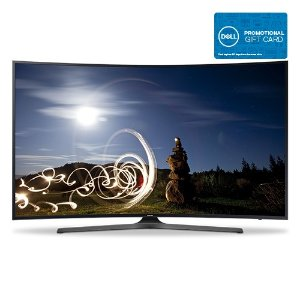 Free $400 Gift Card + $1299.99 Samsung 65 Inch Curved 4K Ultra HD Smart TV UN65MU6500F UHD TV