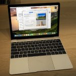 Select New Macbook 12