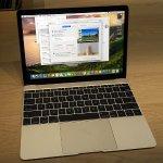 Select New Macbook 12