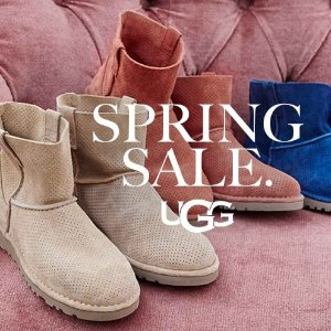Up to 30% offSpring Styles @ UGG Australia