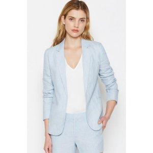 Women's Mehira Linen Blazer made of Linen