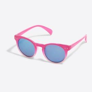 Girls' Round Sunglasses : Girls' Shoes & Accessories   J.Crew Factory