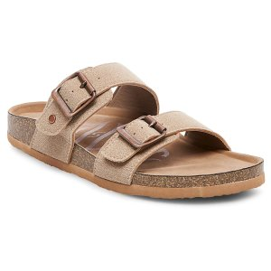 Women's Mad Love® Keava Footbed Sandals : Target