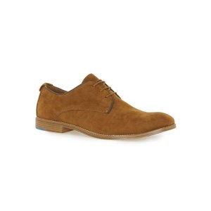 Beige Faux Suede Desert Shoes - TOPMAN USA