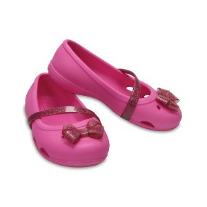 Party Pink Lina Flat - Toddler & Kids