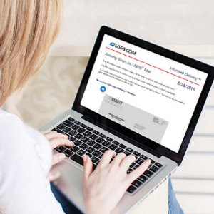 Free to enroll!USPS Informed Delivery Service