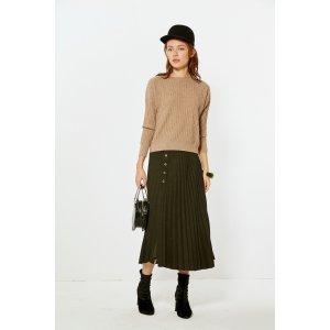 Pleated Skirt SK0254