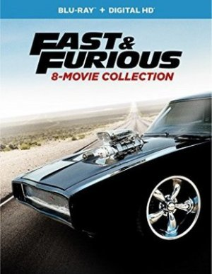 Pre-order for $19.99The Fast and Furious 8-movie Collection (Blu-ray + Digital)