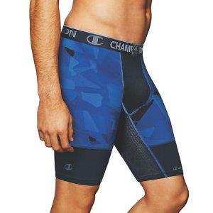 Champion Powerflex 9'' Compression Boxer Brief Underwear 84956P at BareNecessities.com
