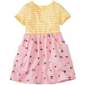 Girls Mixie Playdress | Girls Dresses Short Sleeve